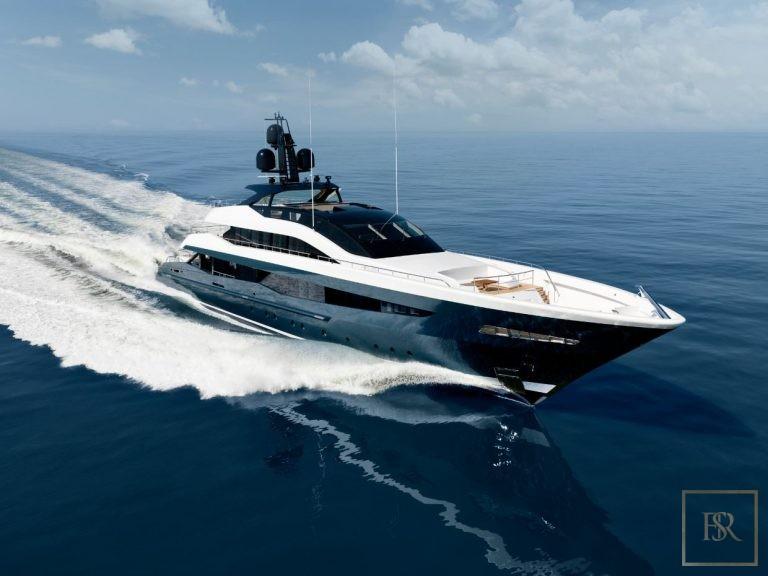 Heesen Yachts, IRISHA, 51 (Meters)