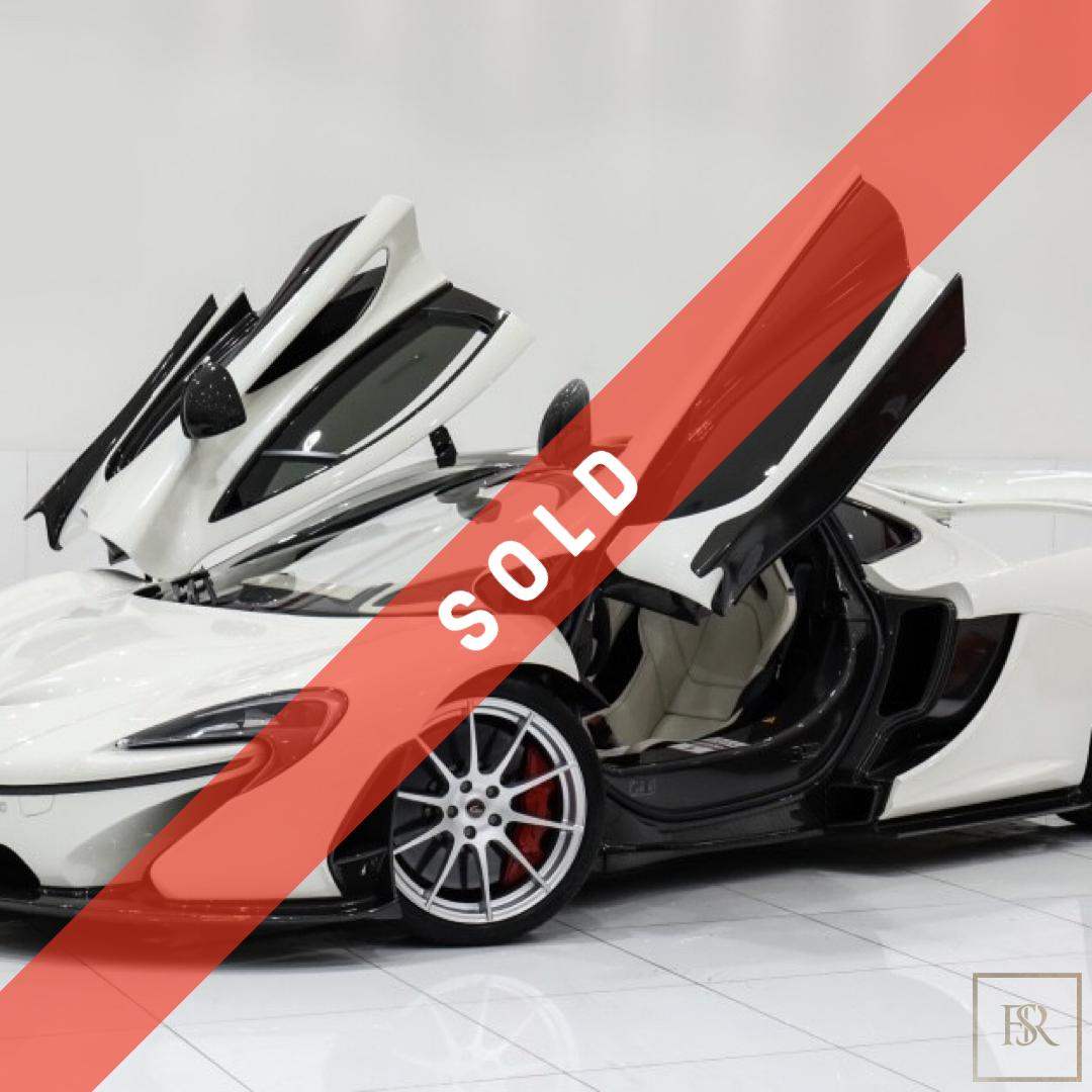 2015 McLaren P1 for sale For Super Rich