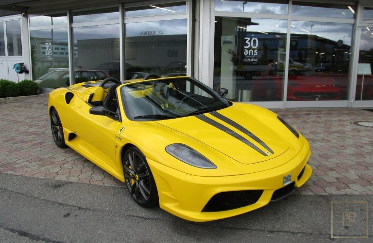 Ferrari F430 Scuderia Spider 16M for sale