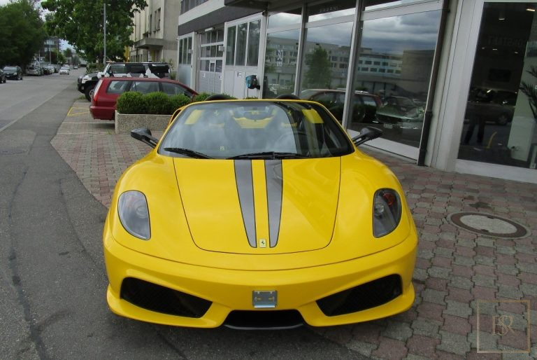 used Ferrari F430 Scuderia Spider 16M for sale