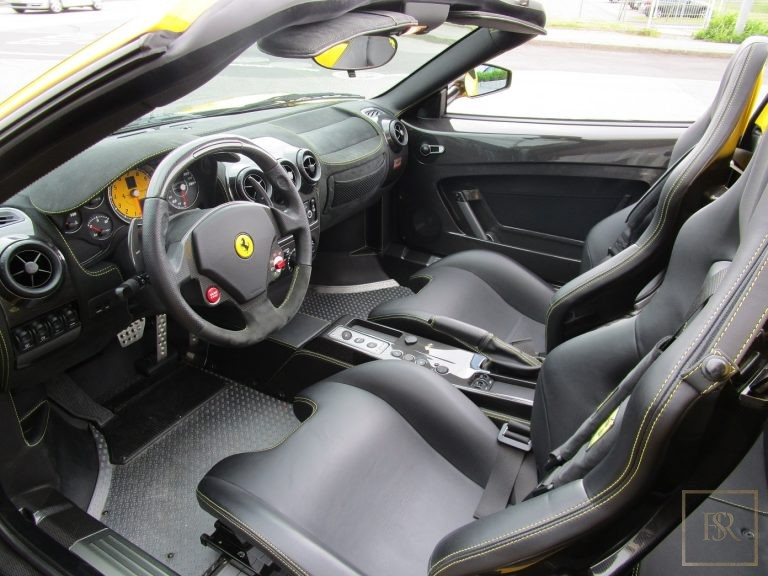 used Ferrari F430 Scuderia Spider 16M for sale dubai