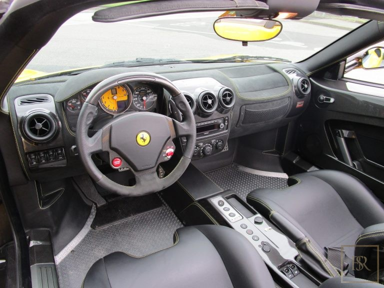used Ferrari F430 Scuderia Spider 16M for sale uae
