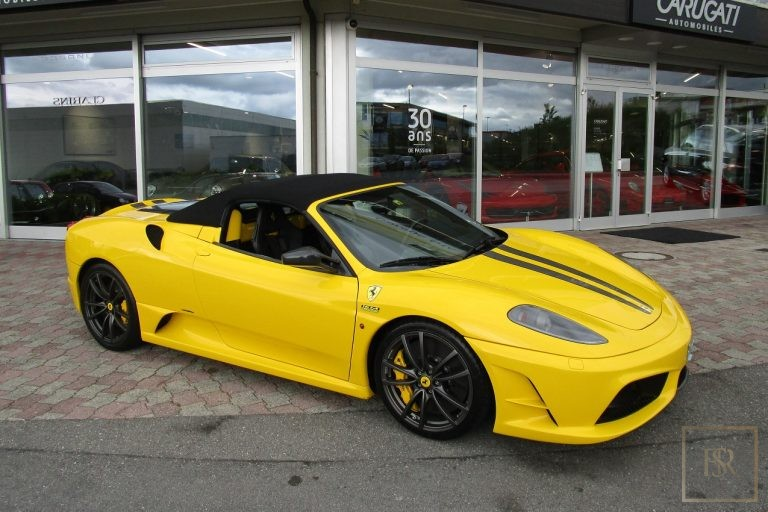 most expensive car used Ferrari F430 Scuderia Spider 16M for sale