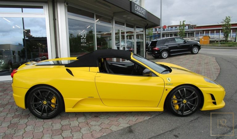 most luxury car for sale Ferrari F430 Scuderia Spider 16M used