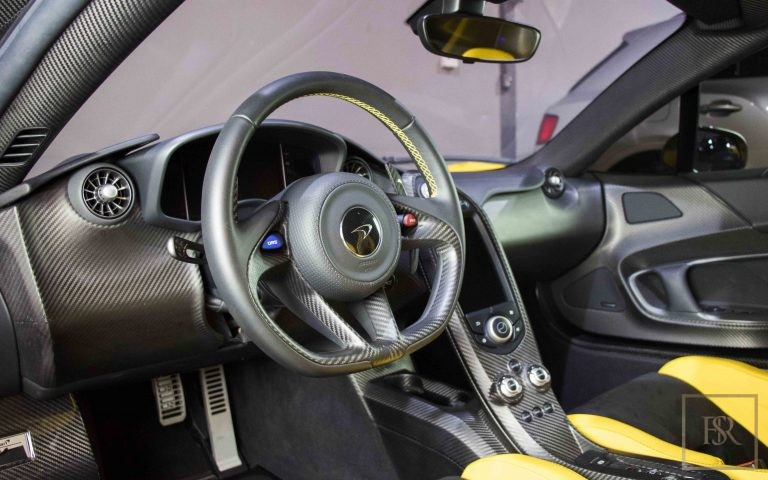 2014 McLaren P1 903HP for sale For Super Rich