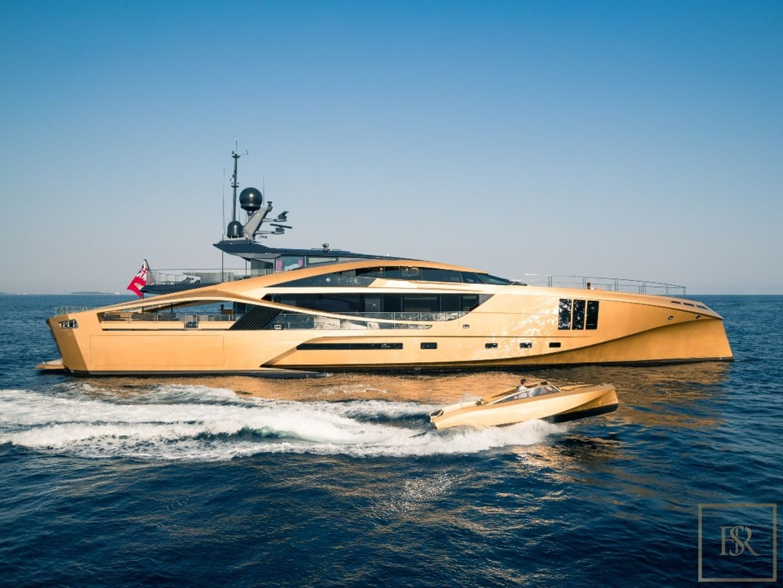 Palmer Johnson KHALILAH 49 Meters charter rental For Super Rich