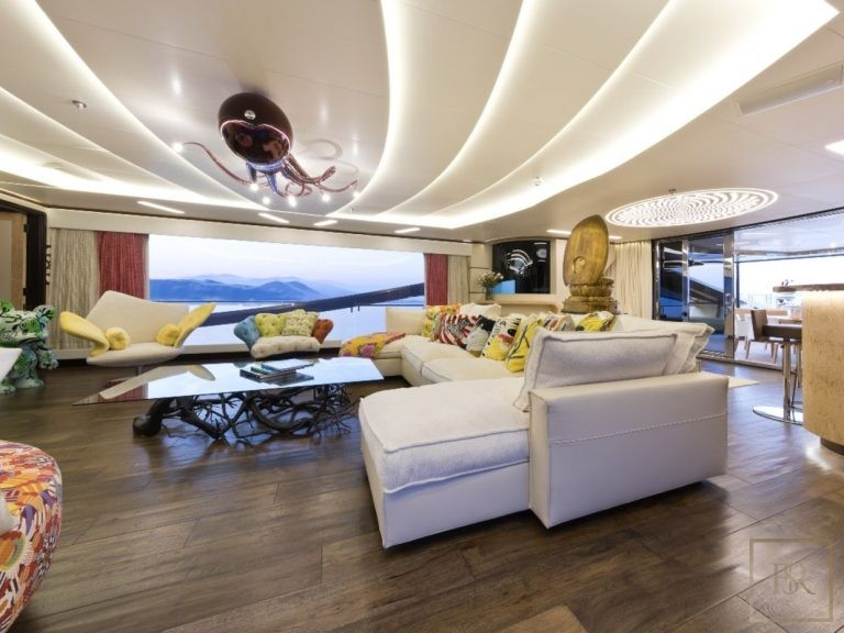 Palmer Johnson KHALILAH 49 Meters search charter rental For Super Rich