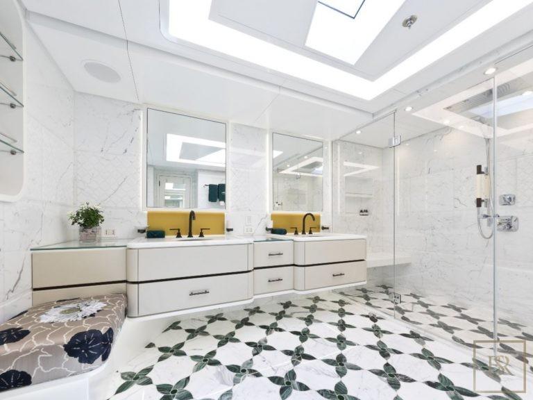 Palmer Johnson KHALILAH 49 Meters holiday charter rental For Super Rich
