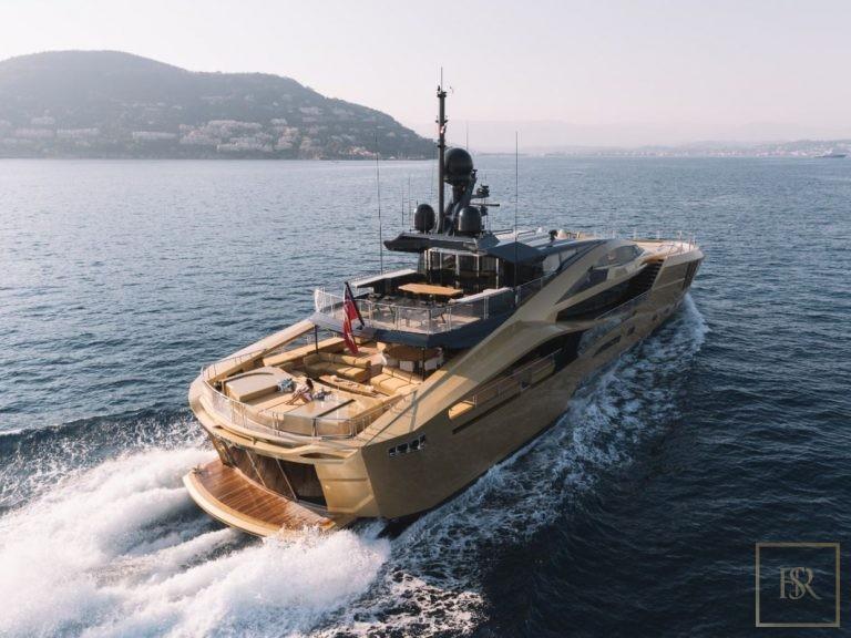 Palmer Johnson KHALILAH 49 Meters billionaire charter rental For Super Rich
