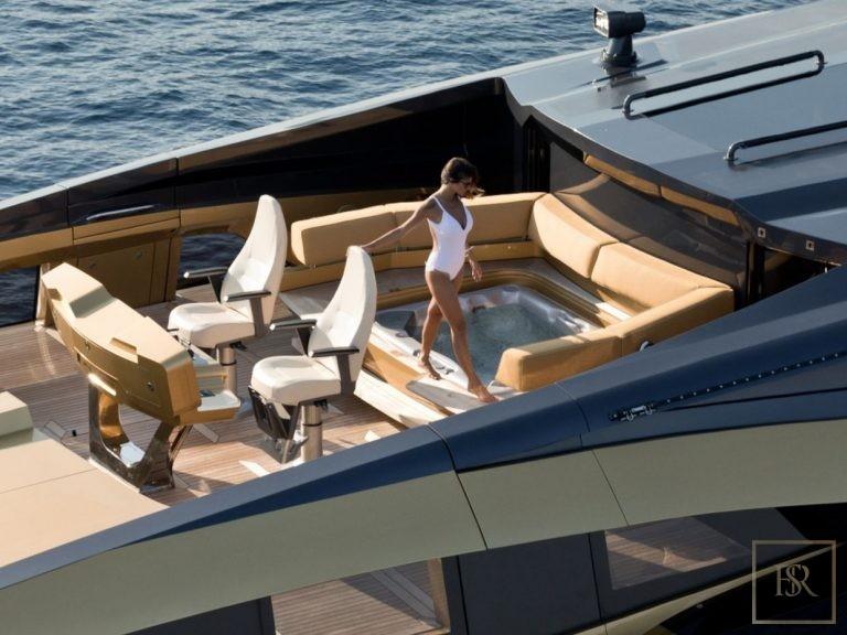 Palmer Johnson KHALILAH 49 Meters VIP charter rental For Super Rich