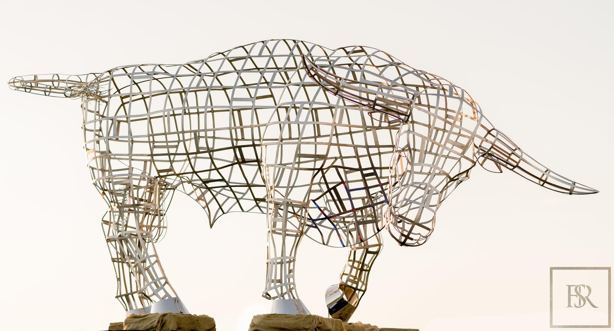 Art Sculpture KHAN - Mathieu Isabelle for sale For Super Rich
