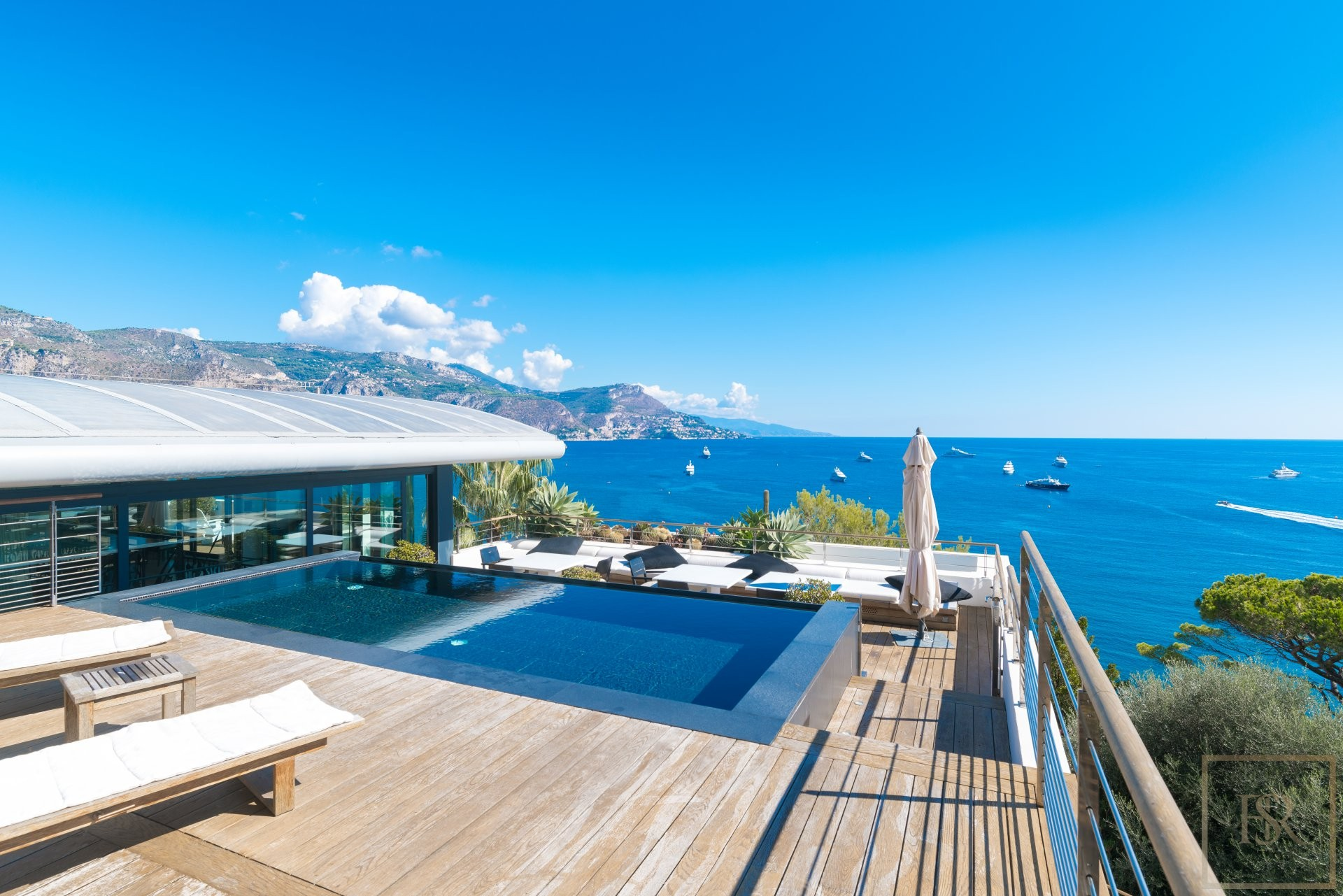For super rich ultra luxury real estate properties homes, most expensive houses, rent unique penthouse apartment and ultimate villa in Saint-Jean-Cap-Ferrat France for rent holiday French riviera