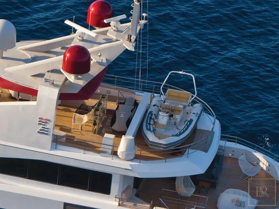 Superyacht JoyMe 2011 Philip Zepter Yachts 49M for sale