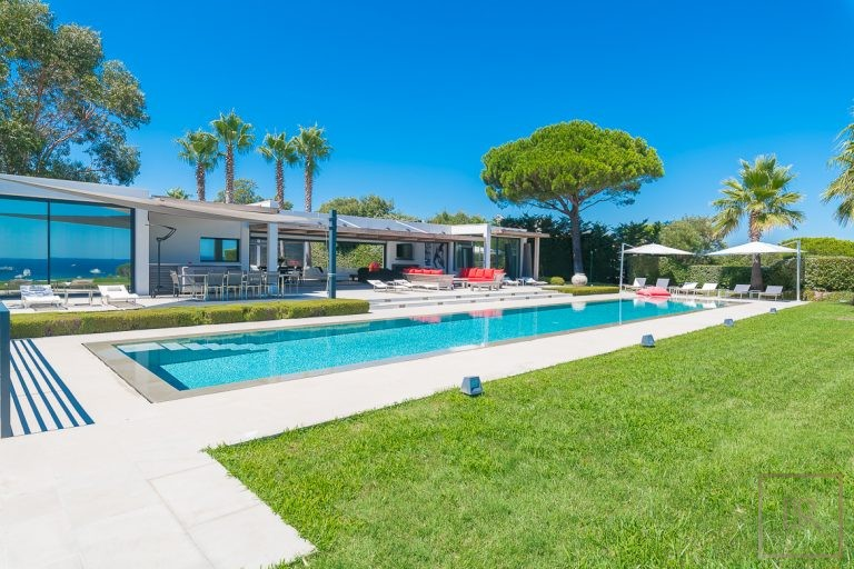 For super rich luxury villa St Tropez - Pampelonne France for rent holiday French riviera