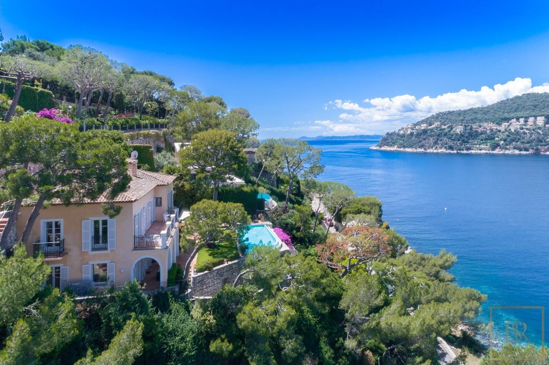 Villa Exceptional View 5 BR - Saint-Jean-Cap-Ferrat, French Riviera rental For Super Rich