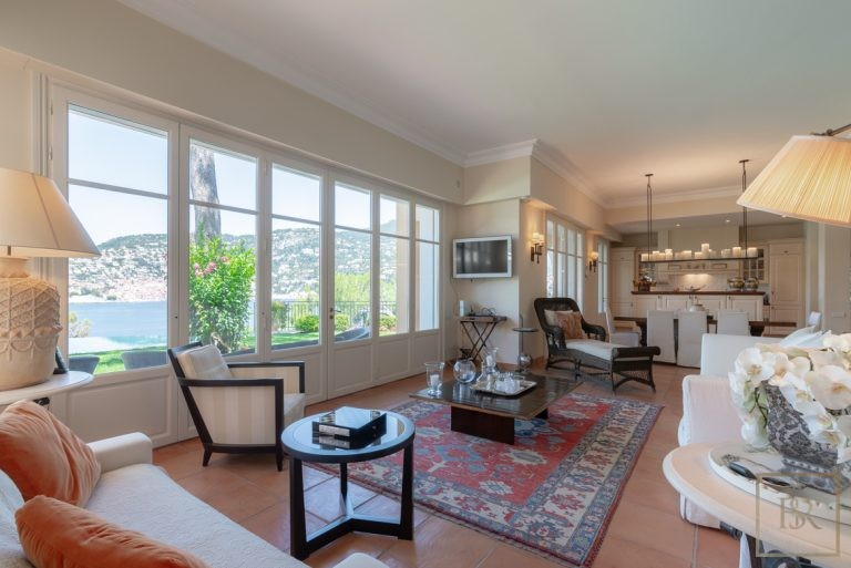 Villa Exceptional View 5 BR - Saint-Jean-Cap-Ferrat, French Riviera available rental For Super Rich