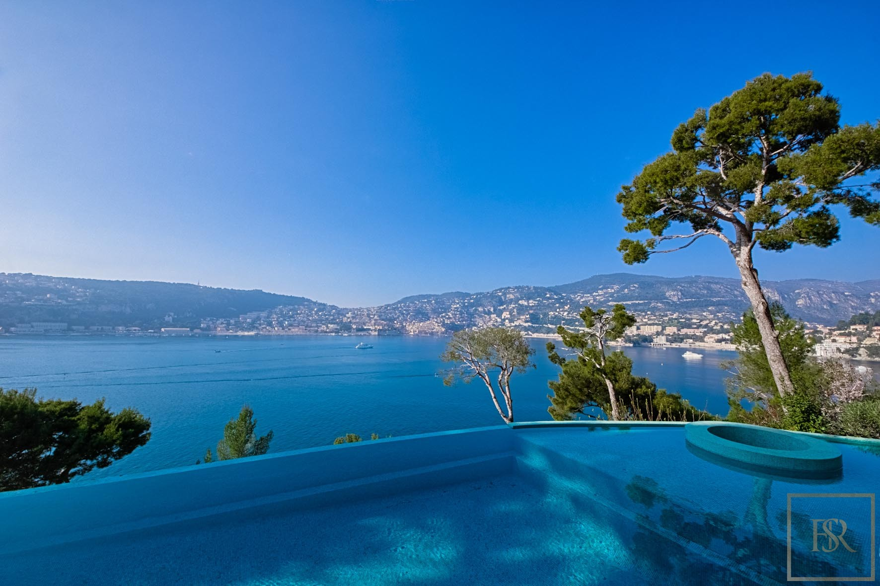 Villa Sea View 5 BR - Saint-Jean-Cap-Ferrat, French Riviera rental For Super Rich