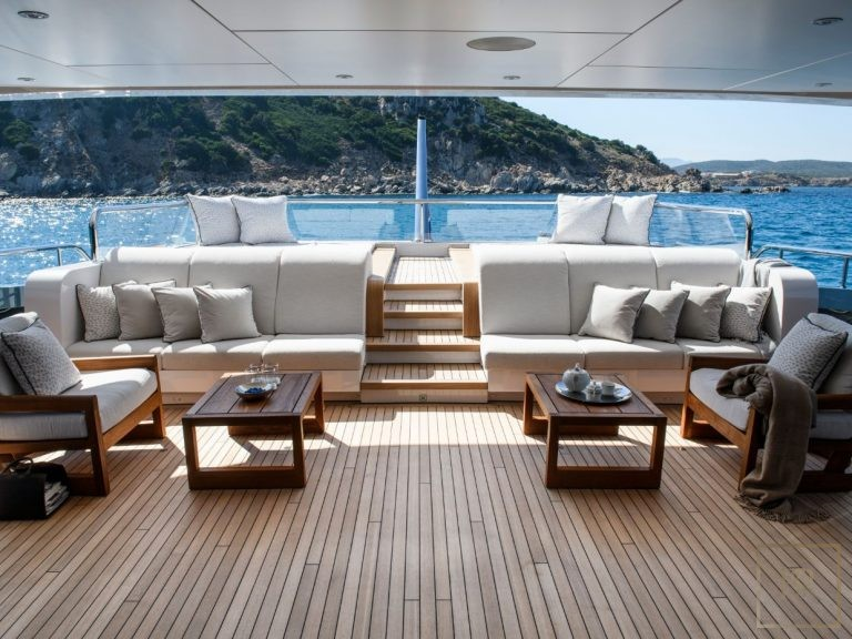 Luxury superyachts +40 meters for charter for super rich