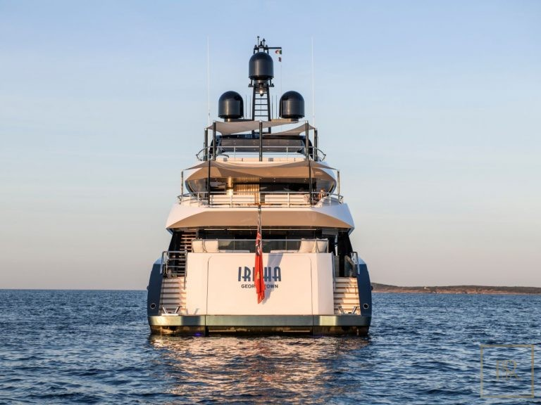 Luxury mega yachts for charter for super rich
