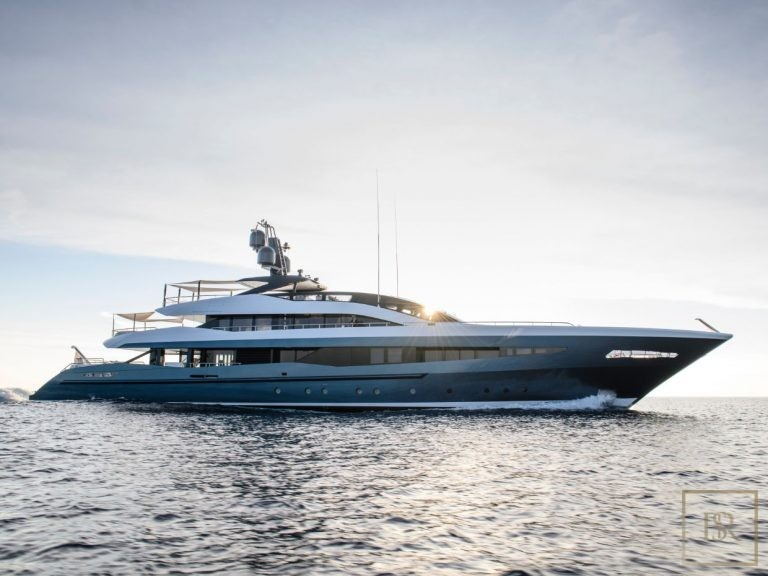 Heesen Yachts IRISHA 51 Meters classified ads charter rental For Super Rich