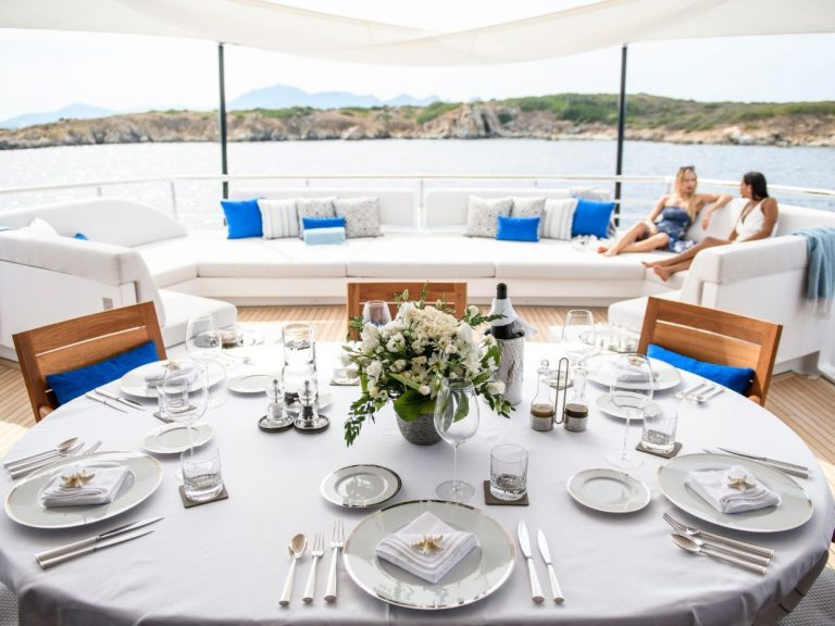 Ultra luxury superyachts for charter for super rich
