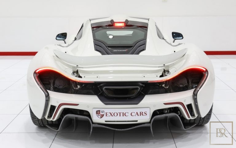 used McLaren P1 for sale luxury car