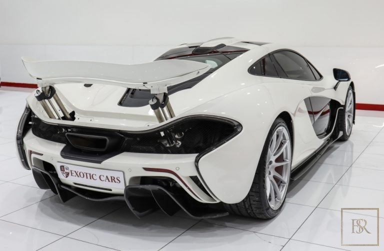 used McLaren P1 for sale supercars