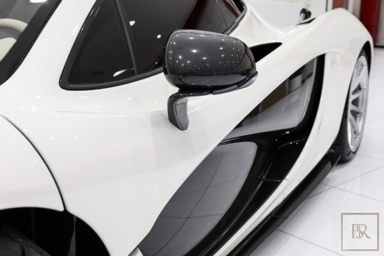 most expensive car used McLaren P1 for sale