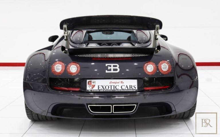 2014 Bugatti Veyron Grand Sport Vitesse Ivory for sale For Super Rich