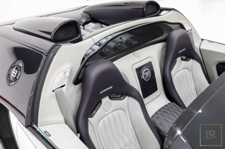 2014 Bugatti Veyron Grand Sport Vitesse W16 for sale For Super Rich