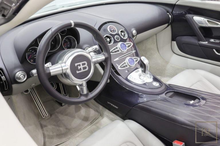 2014 Bugatti Veyron Grand Sport Vitesse 8.0 Litre for sale For Super Rich