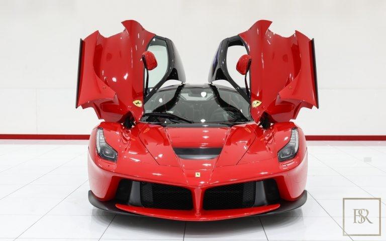 2014 Ferrari LA FERRARI Black for sale For Super Rich