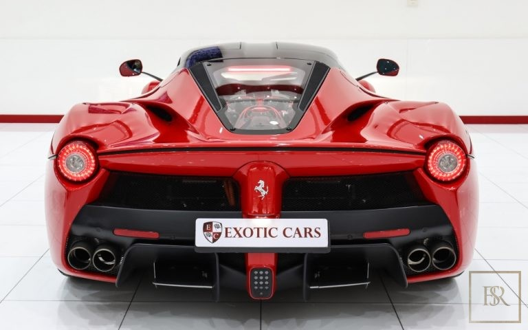 used Ferrari LA FERRARI for sale hypercar