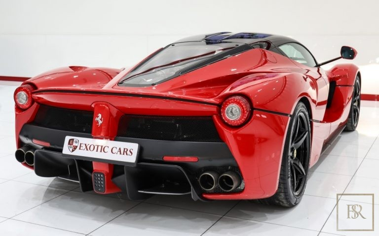 used Ferrari LA FERRARI for sale supercars