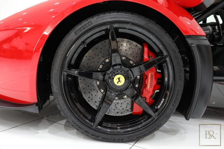 most expensive car used Ferrari LA FERRARI for sale