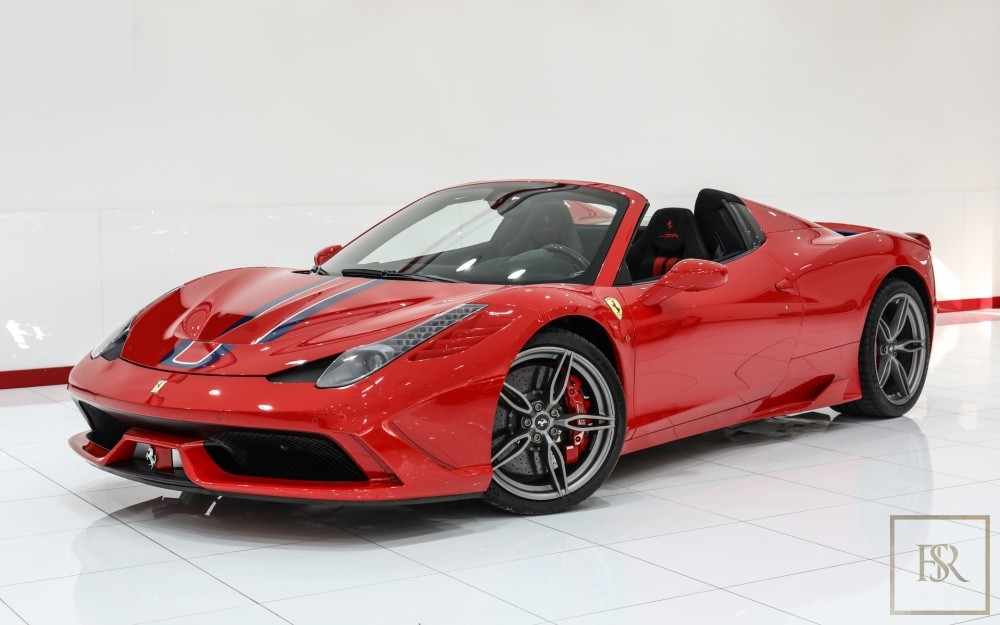 2014 Ferrari 458 Speciale Aperta for sale For Super Rich