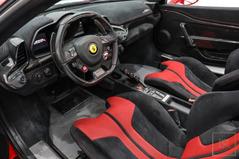 2014 Ferrari 458 Speciale Aperta United Arab Emirates for sale For Super Rich