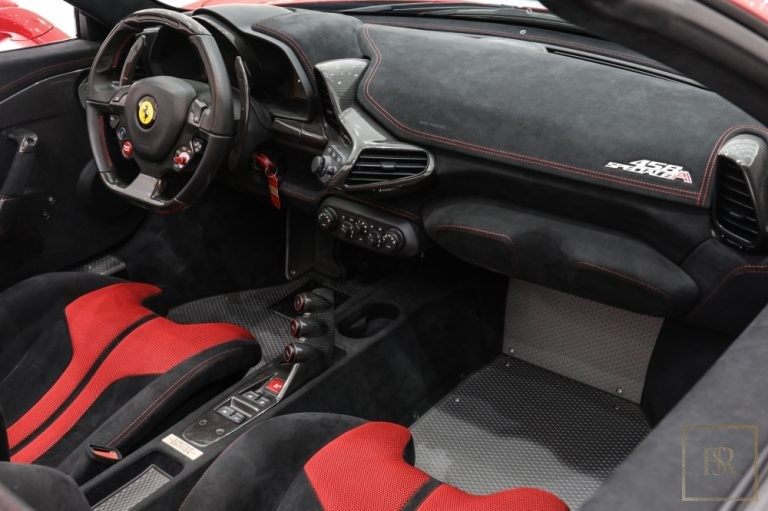 2014 Ferrari 458 Speciale Aperta search for sale For Super Rich