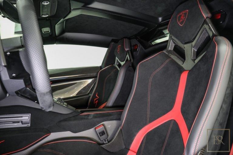 2017 Lamborghini Aventador SV Roadster LP750-4 Automatic for sale For Super Rich