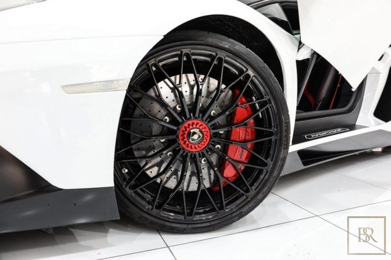 2017 Lamborghini Aventador SV Roadster LP750-4 buyers for sale For Super Rich