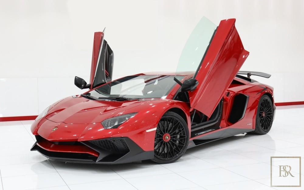 2016 Lamborghini Aventador SV 750 for sale For Super Rich