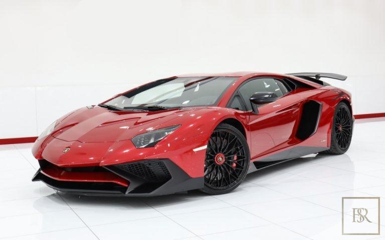 Lamborghini Aventador SV 750 for sale