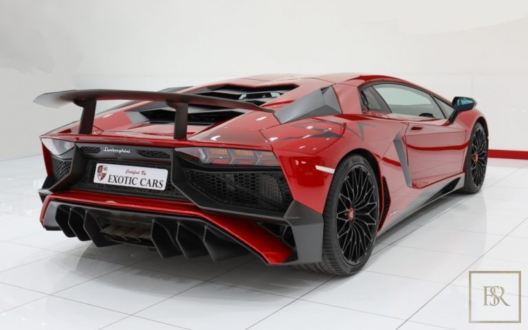 used Lamborghini Aventador SV 750 for sale supercars