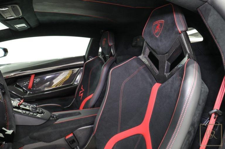 used Lamborghini Aventador SV 750 for sale uae
