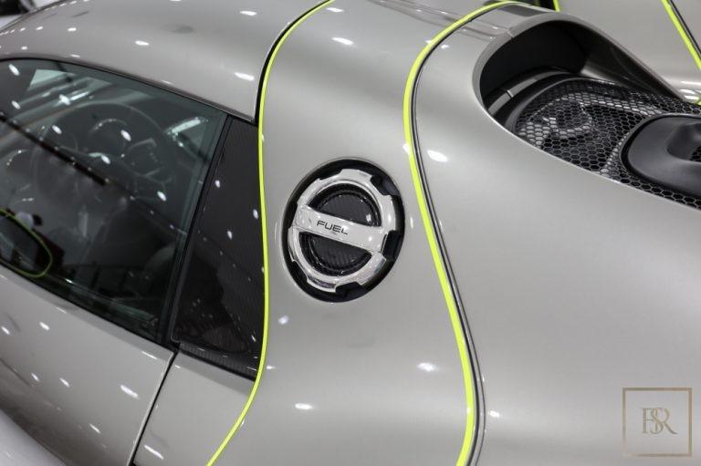 2015 Porsche 918 SPYDER United Arab Emirates for sale For Super Rich