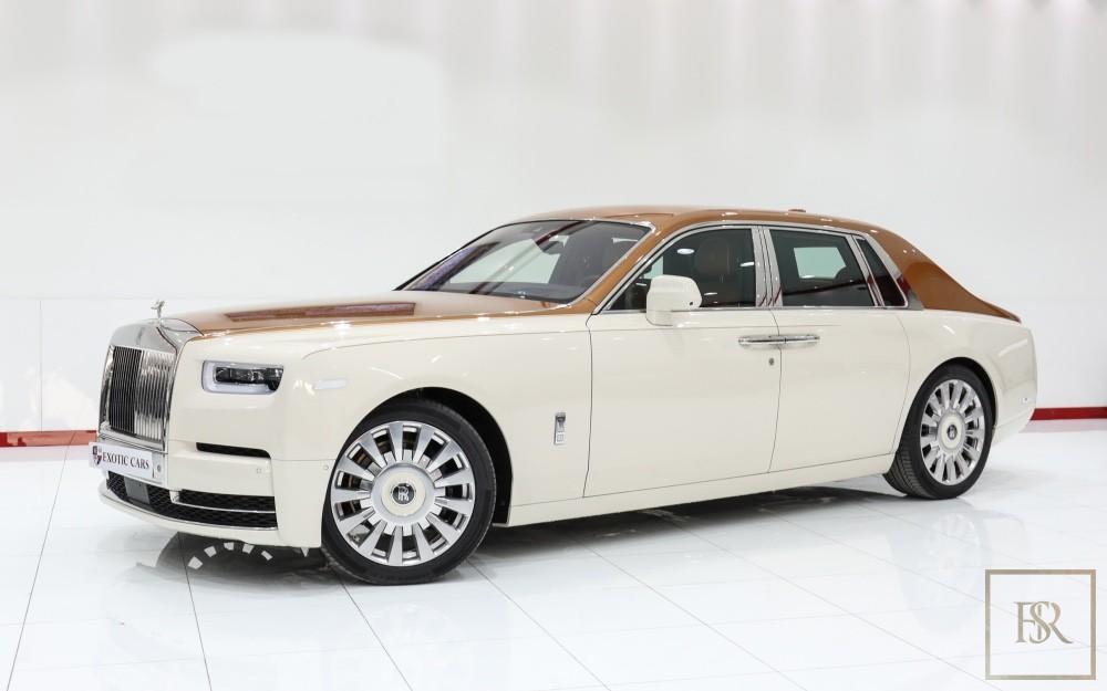 2018 Rolls-Royce PHANTOM for sale For Super Rich