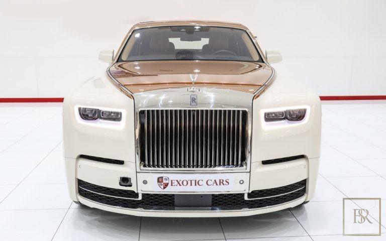 2018 Rolls-Royce PHANTOM Tan for sale For Super Rich