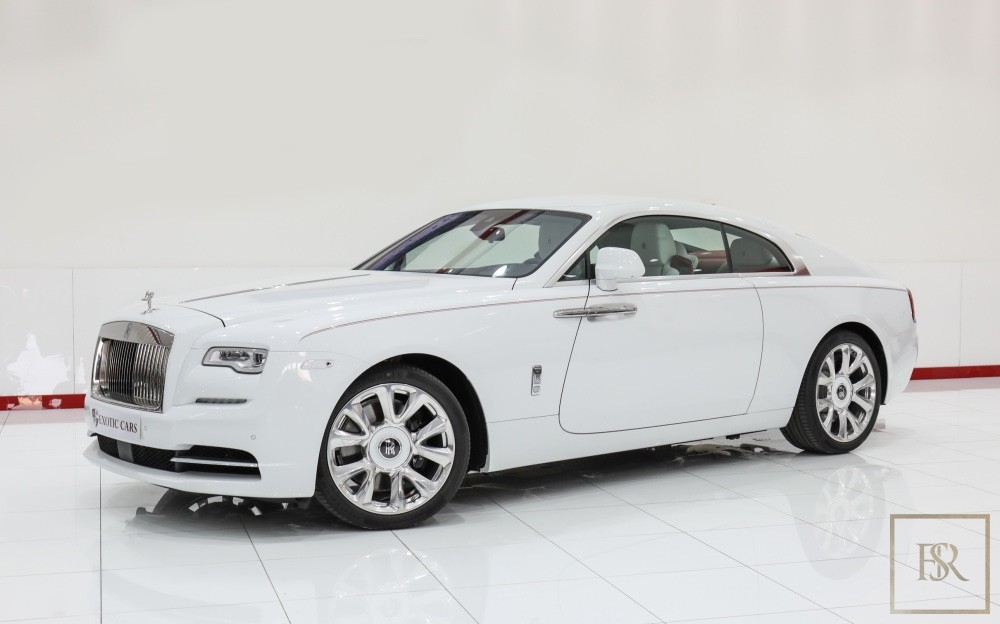 2018 Rolls-Royce WRAITH for sale For Super Rich