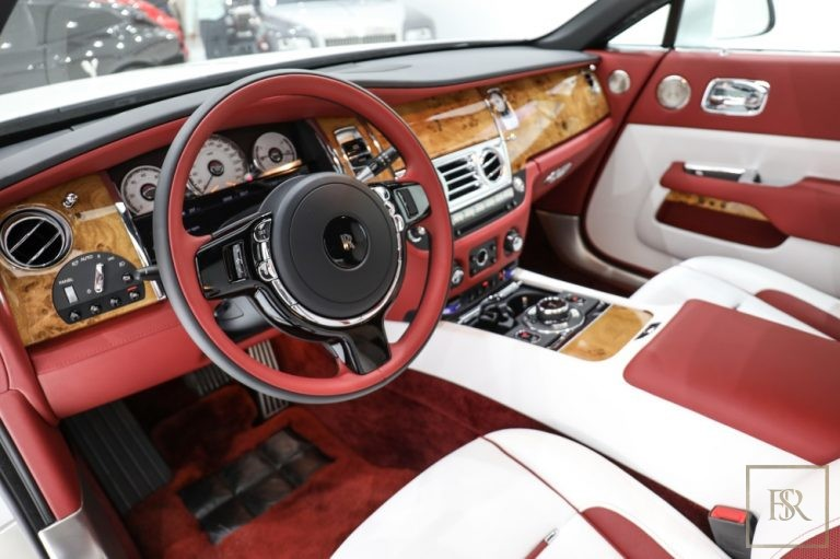 2018 Rolls-Royce WRAITH New for sale For Super Rich
