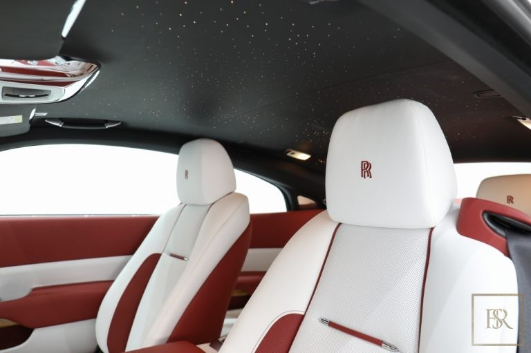 2018 Rolls-Royce WRAITH United Arab Emirates for sale For Super Rich